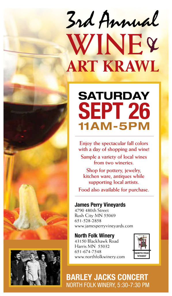 NFW 2015 WineArtKrawl Poster v2 091115